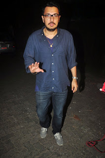 Sonakshi & Other celebs at Special screening of