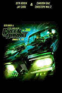 green hornet trailer