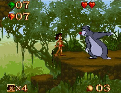 free online games jungle book
