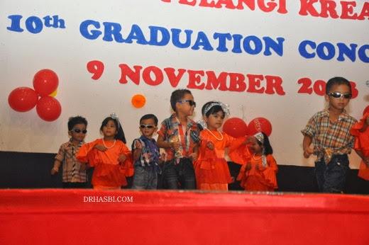 Majlis Graduation Tadika Pelangi Kreatif drp Kamal Khairi