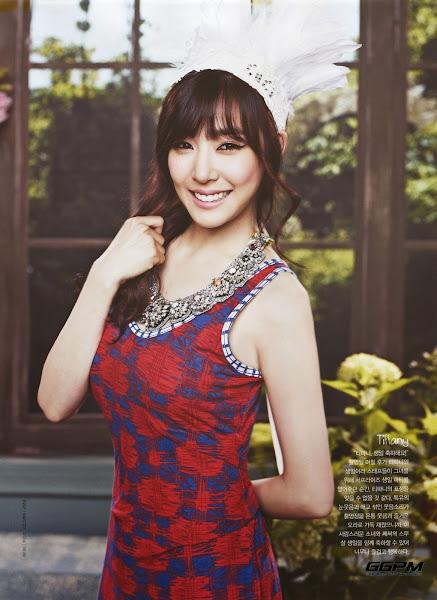 Tiffany Ceci Korea October 2014