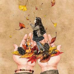 Poemes de la tardor / Poemas del otoño