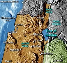 Tasik Galilee Dan Hubungkaitnya Dengan Kemunculan Dajjal