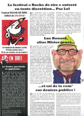 PUBLICATION : LE SANS-CULOTTE (VENDEE)