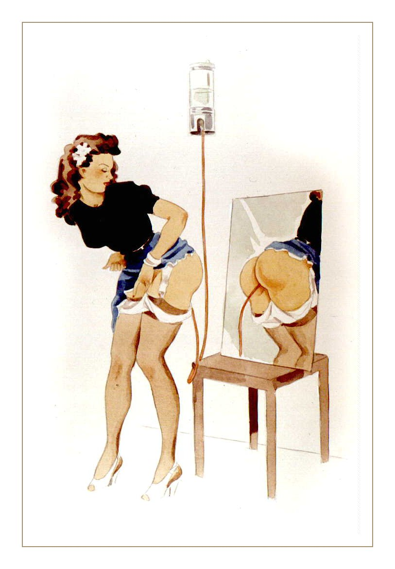 Erotic spanking survey