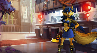 #27 Sly Cooper Wallpaper