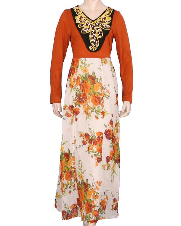 artikel Model Baju Muslim 2013 dan Trend Baju Gamis Terbaru 2013
