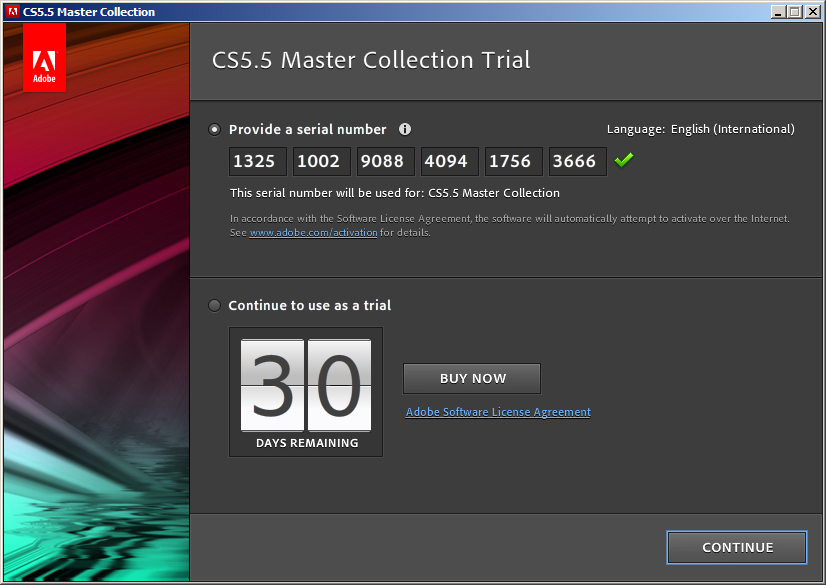 Cs5 master collection keygen