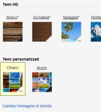 Foto personalizzata in Gmail
