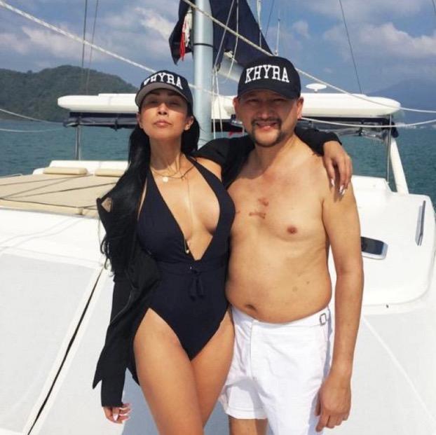 Gambar seksi isteri kerabat Diraja Negeri Sembilan tersebar