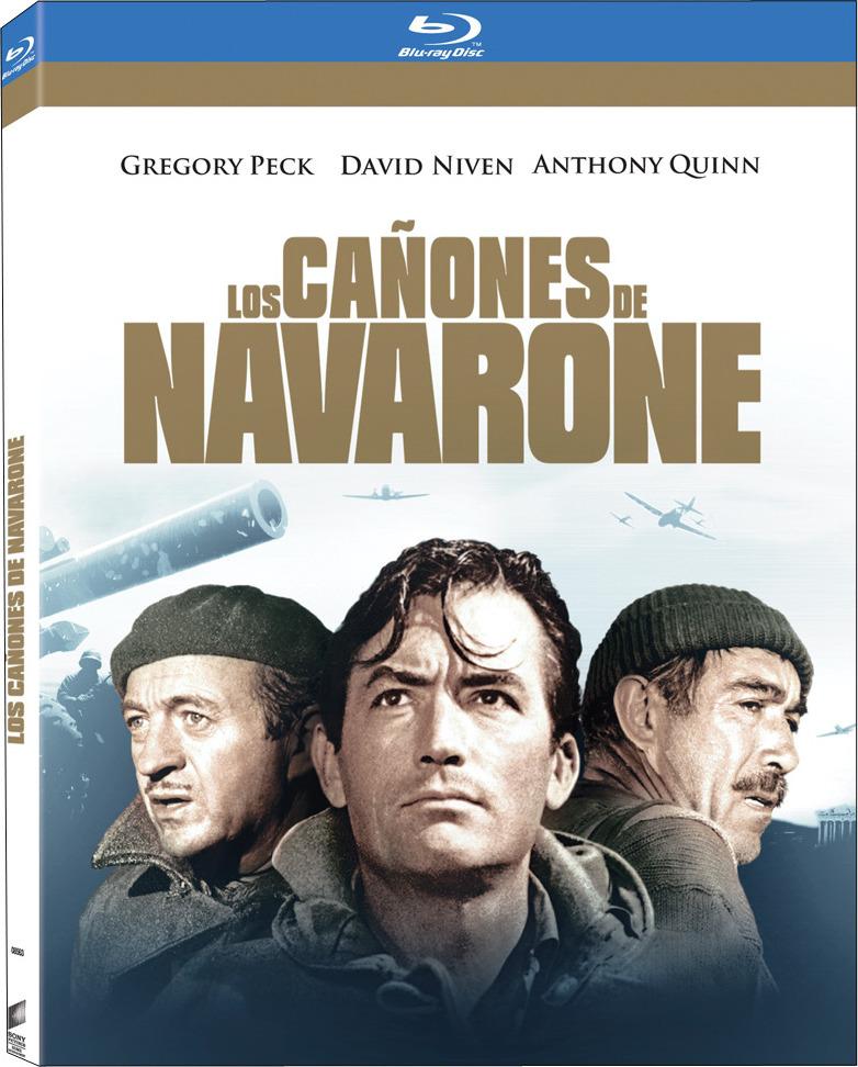 Los Cañones De Navarone (1961) The Guns of Navarone