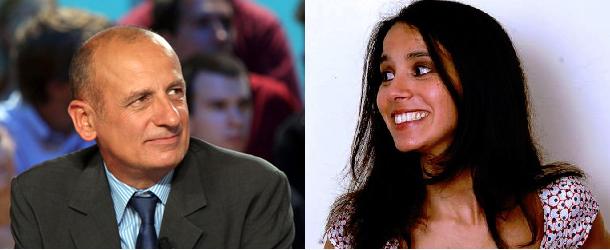 Sophia Aram Jean-Michel Apathie