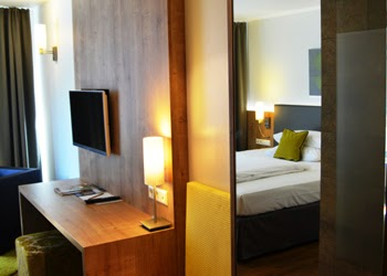 Hotelzimmer Ulm, Moderne Hotelzimmer in Ulm