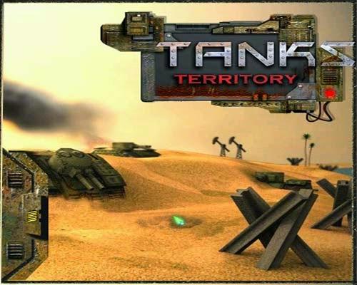 غلاف لعبة الاكشن ارض الدبابات Tanks Territory