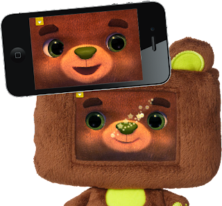 bearyhappi Infantino HappiTaps Beary  Awesome new application for my kids!