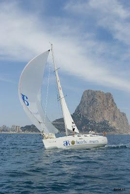XXIV Trofeo Peñón de Ifach Calpe   Formentera del 07 09.Junio 2012