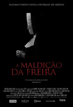 A Maldição da Freira - Legendado Filmes Torrent Download capa