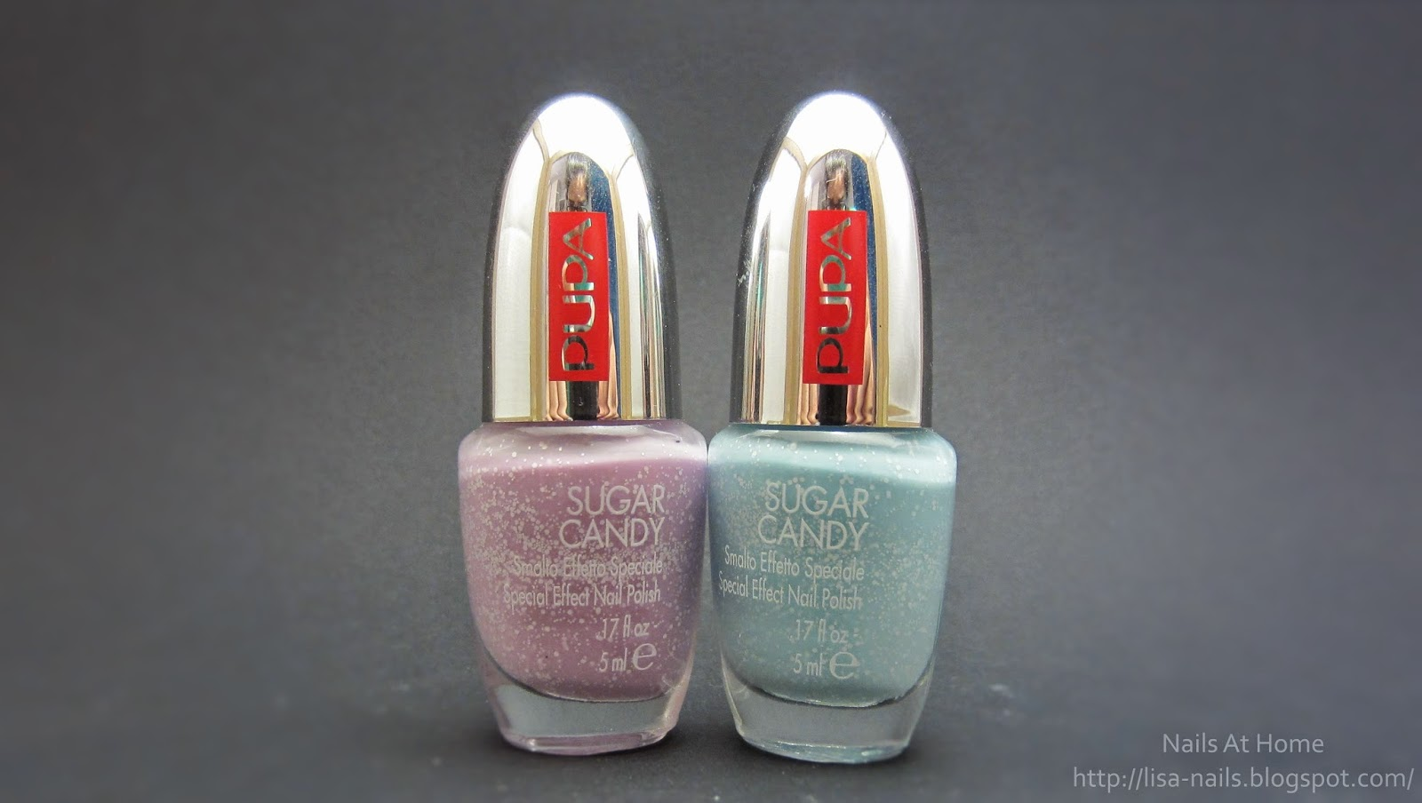 PUPA Sugar Candy Lilac and Blue