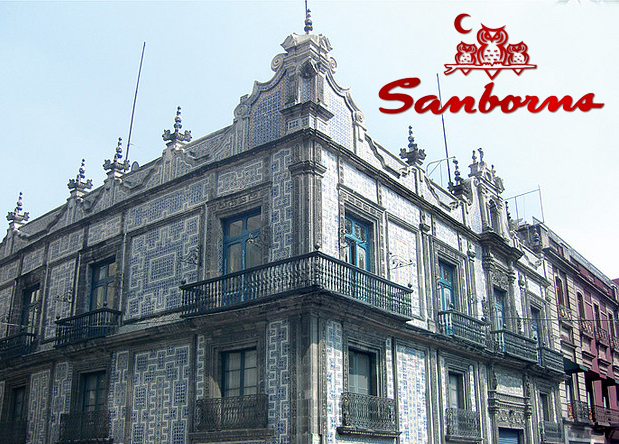 Saberlo hoy sanborns de los azulejos impide a antorcha for Casa de los azulejos sanborns df