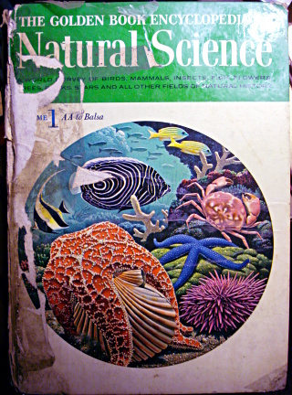 The Golden Book Encyclopedia Of Natural Science