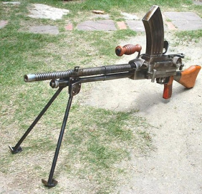 type 99 light machine gun