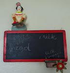 Kitchen Witch board