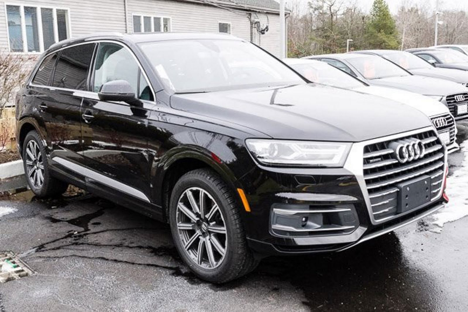 2017 Audi Q7 Prestige 3 0t Quattro Tiptronic Full Review