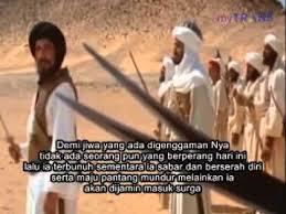 """Singa Allah"" itu bernama Hamzah bin Abdul Muthalib radhyallahu'anhu"
