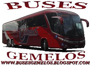 Buses Gemelos