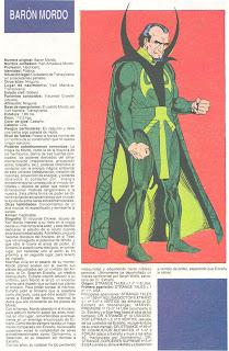 Baron Mordo (ficha marvel comics)
