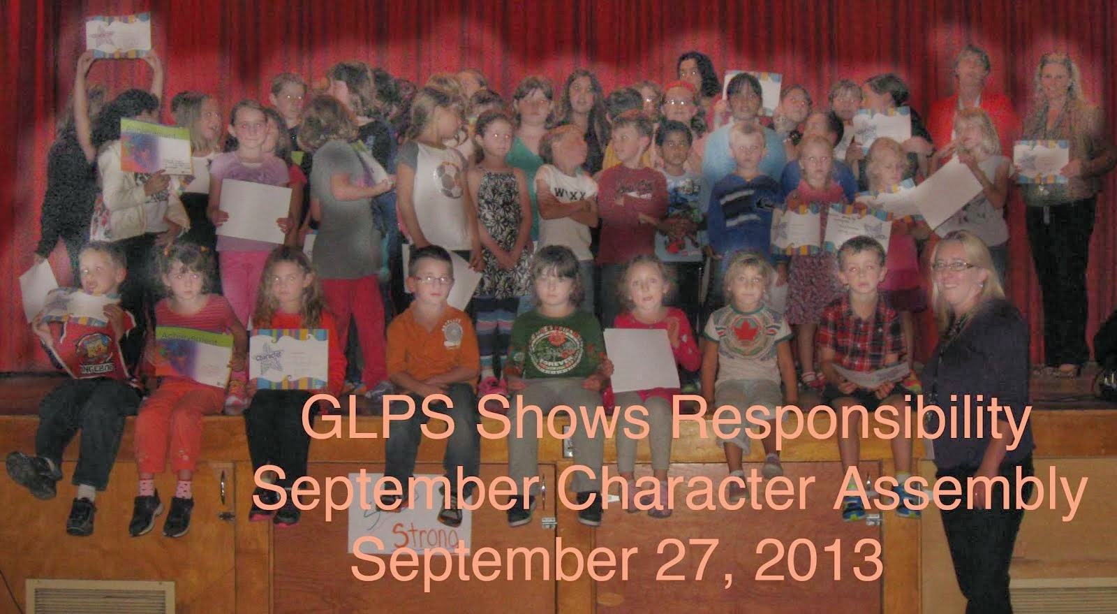 September Character Assembly