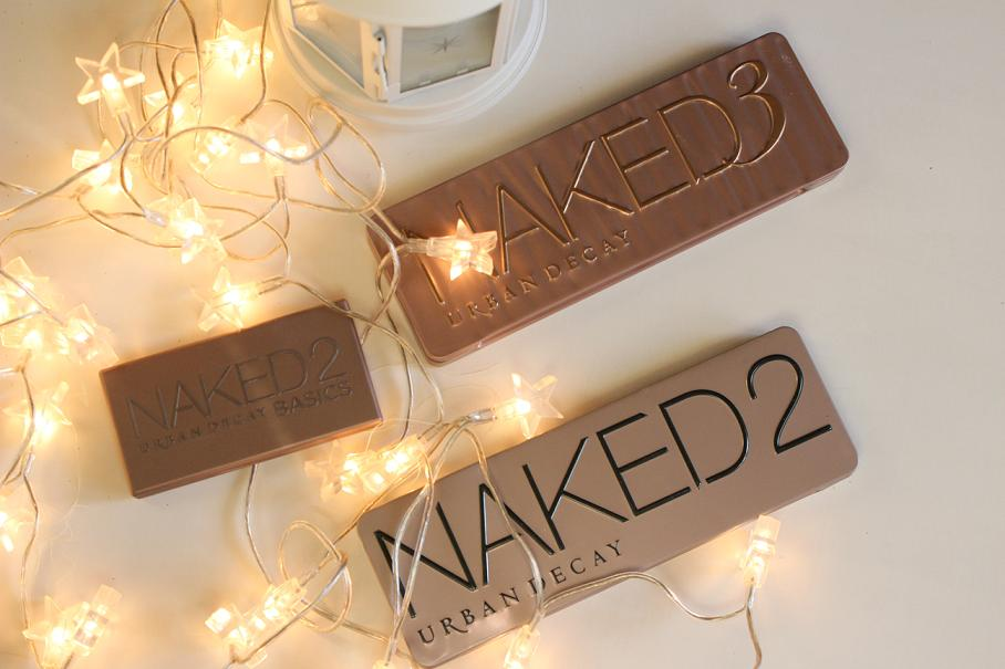 Urban Decay- Naked 2,3 a może Basics?