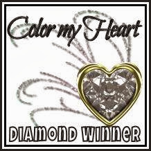 Color my heart dare Diamond winner!