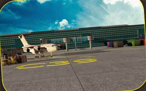 Transporter Plane 3D Full Apk İndir