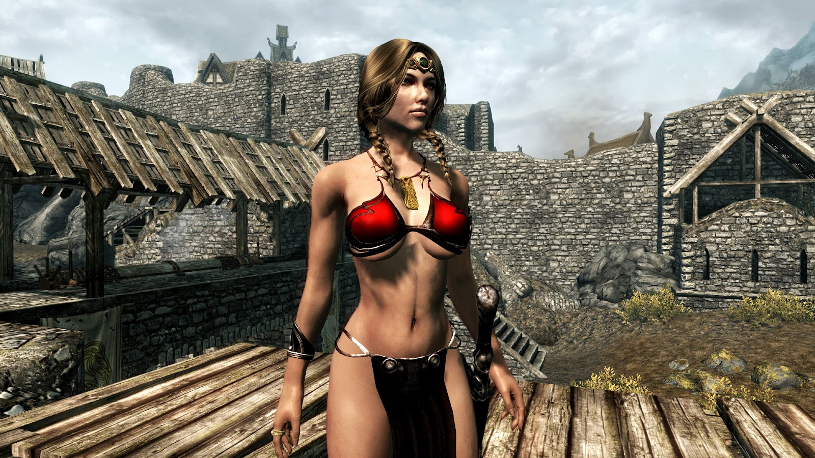 The elder scrolls death nude pron pictures