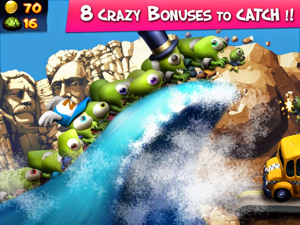 Games Zombie Tsunami Android Apk Asik - 2
