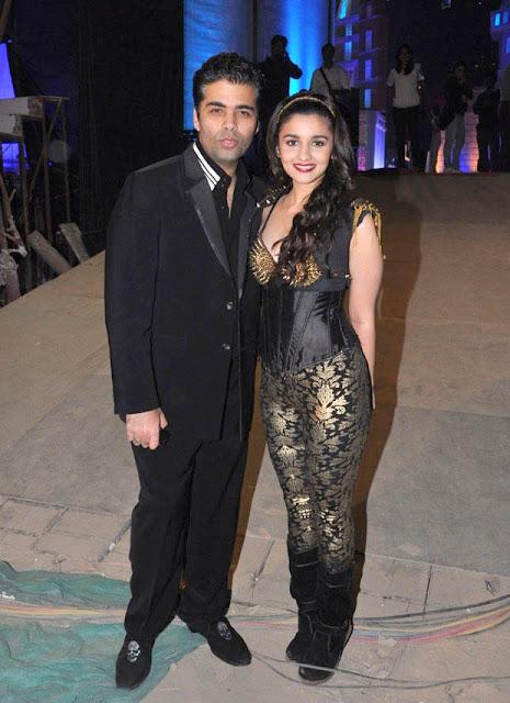 Alia Bhatt Stardust Awards 2013