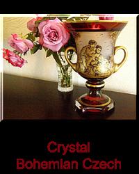 Bohemian Czech Crystal