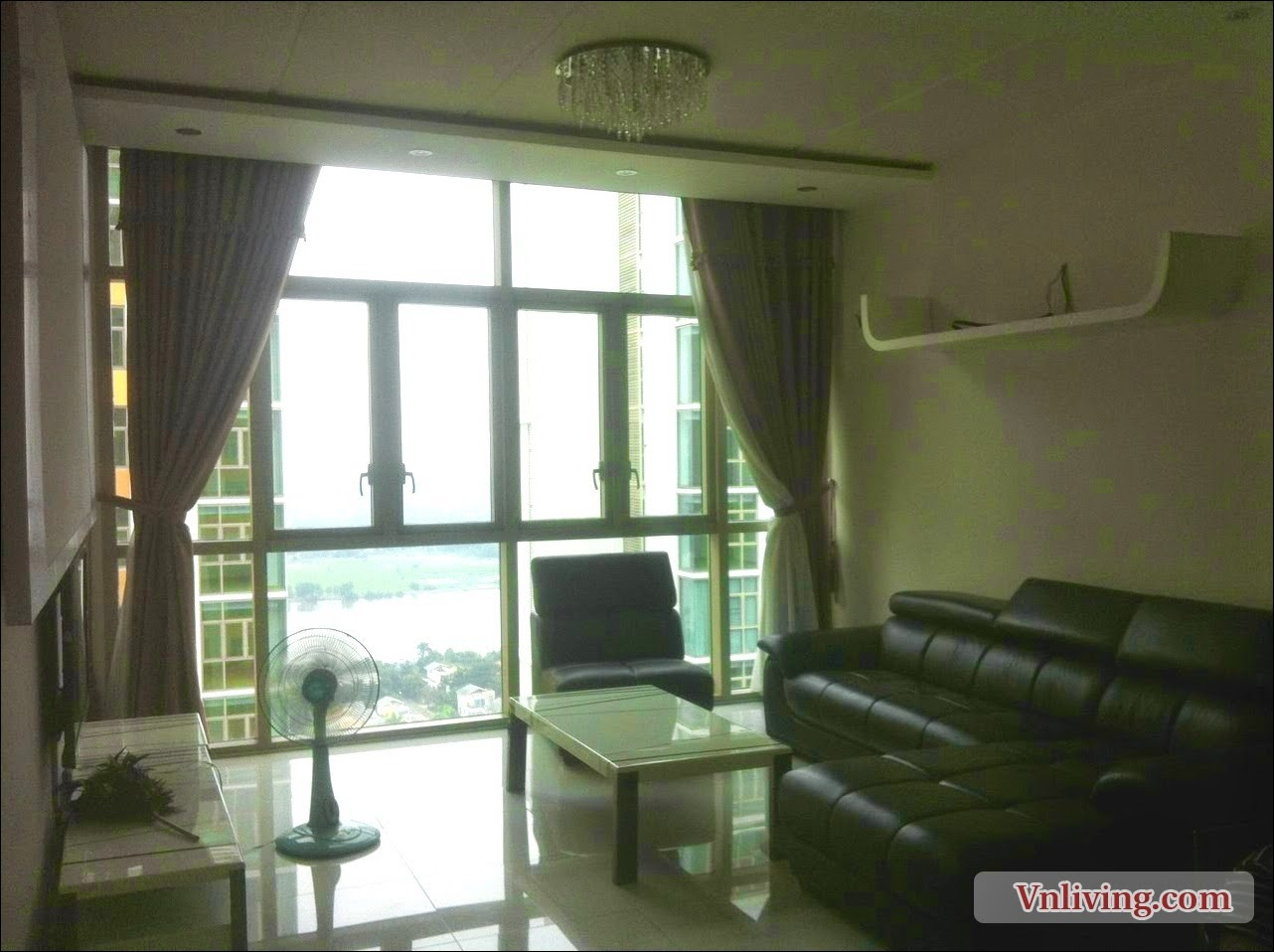 Apartment for rent nice pool view in The Vista An Phu , HCMC