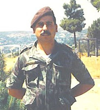 RANGER António Anunciação - 3º Curso de 1983