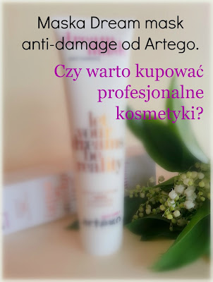 Maska Dream mask anti-damage od Artego