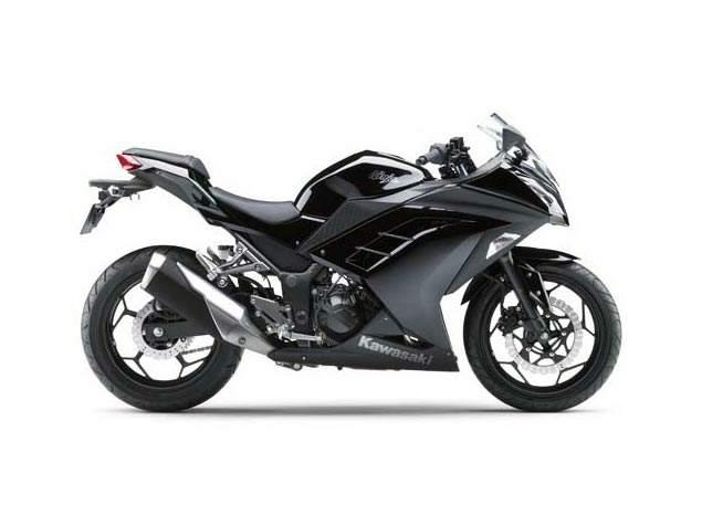 Kawasaki Ninja 250R 2014