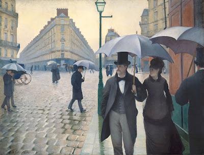 Gustave Caillebotte Paris Haussmann Urbanismo