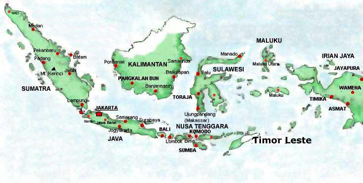 Inilah Sejarah Kerajaan-kerajaan Islam di Indonesia