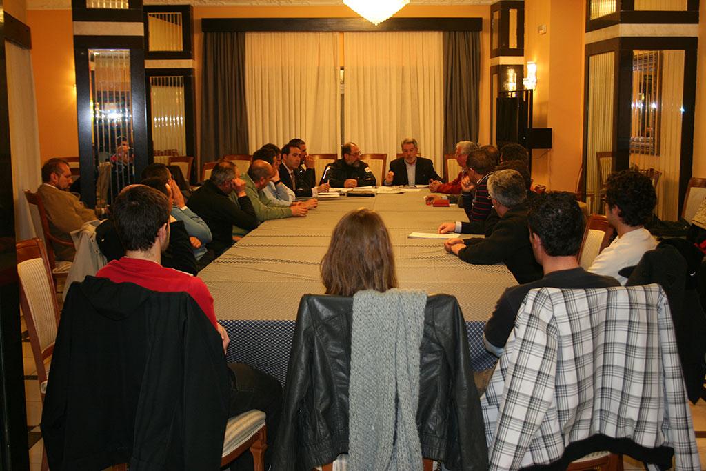 ARCHIVO Asamblea de socios de gecobesa,
