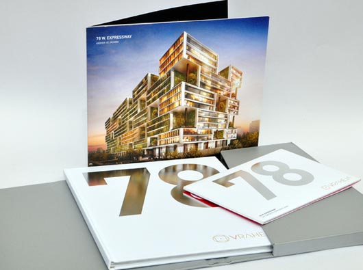 48 Real Estate Brochure Designs JayceoYesta Classy Apartment Brochure Design