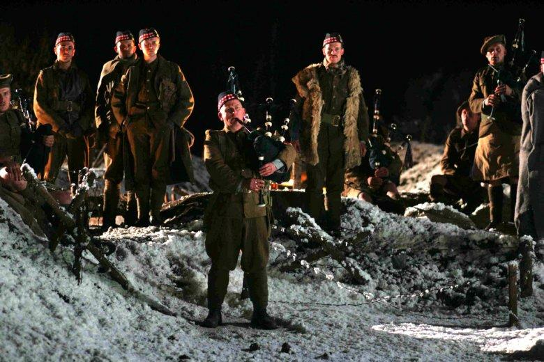 The Murray Chronicles The Christmas Eve Truce Joyeux Noel