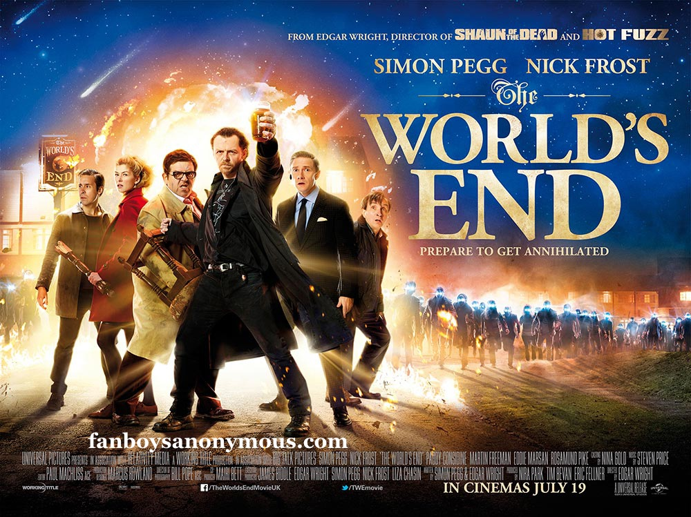 Watch World's End Torrent Download Movie Online Free Stream