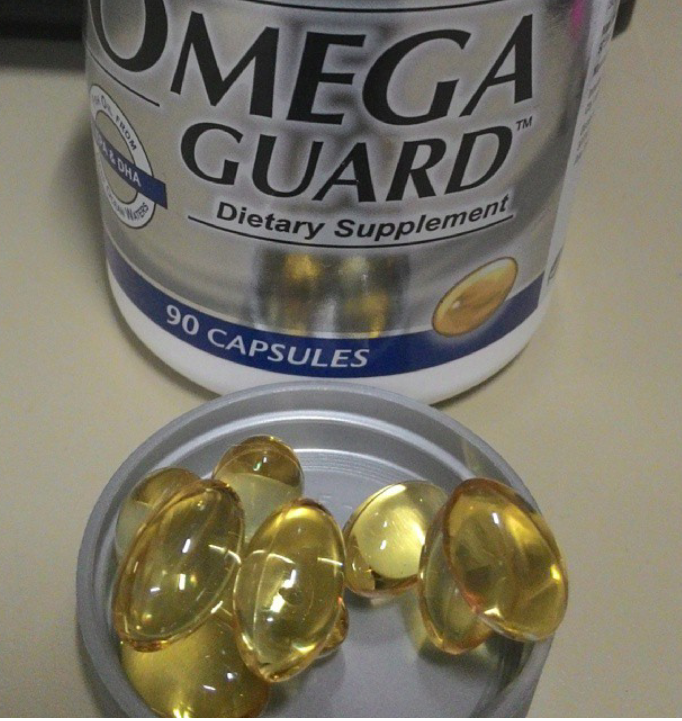 khasiat omega 3