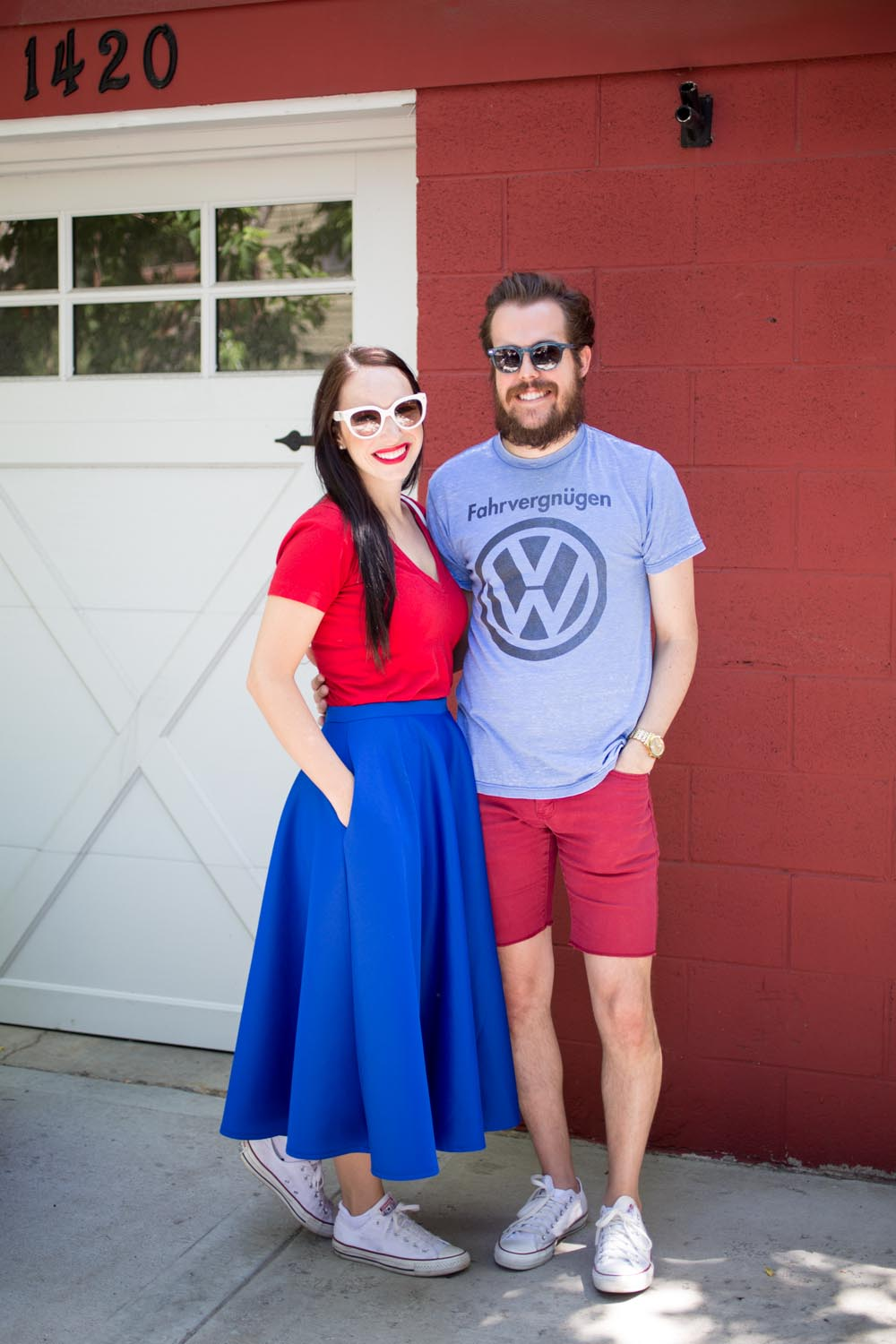 4th of July Outfit Inspiration for Couples